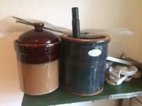 Clay Jugs and Many MORE Kitchenware Items