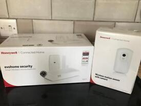 Honeywell alarm system