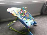 Fisherprice baby seat/baby rocker