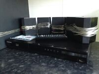 FOR SALE Samsung HT-F4500 5 Speaker Networking 3D Blu-ray & DVD Home Theatre System
