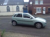@(2002 vauxhall carsa)@(11 months mot)@(very good condition)@
