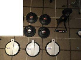 Roland and Yamaha Electric Drum/ Kick drum pads