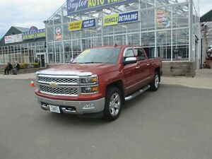 2015 Chevrolet Silverado 1500 LTZ 1LZ - Leather, sunroof and low