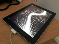 iPad 2 64gb, cellular unlocked, good condition with charger