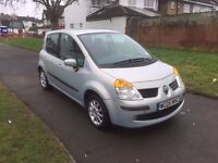 Renault Modus 1.6 16v Dynamique 5dr, AUTOMATIC, 2 OWNER,6 MONTHS WARRANTY, FULL SERVICE HISTORY