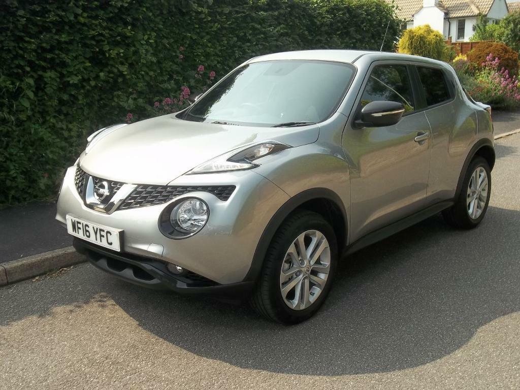 nissan juke juke acenta premium dci blade silver 2016 in sidmouth devon gumtree. Black Bedroom Furniture Sets. Home Design Ideas