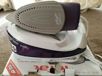 Tefal Fasteo Steam Generator Iron: Fairly New