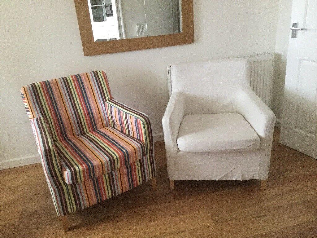 IKEA Karlstead Small Armchair x 2 | in Lymington ...