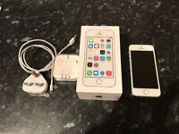 iphone 5s for sale - white