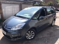 PCO CAR!UBER READY !Citroen Grand C4 Picasso 1.6 e-HDi VTR+ EGS 5dr FOR SALE £3990.00