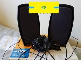 Chromecast,firestick(1st gen), speakers,hdmi\video cable 3m.long
