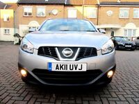 NISSAN QASHQAI+2 1.5 DCI [110]ACENTA 5DR FSH HPI CLEAR 2 KEYS EXCELLENT CONDITION