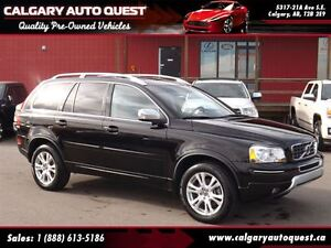 2013 Volvo XC90 3.2 EXECUTIVE AWD/7-PASS/LEATHER/SUNROOF
