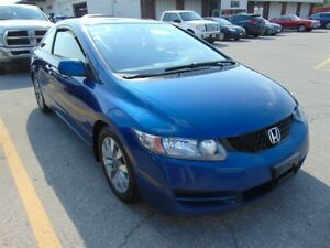 2010 Honda Civic EX-L COUPE