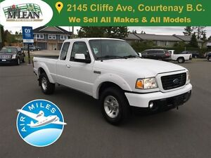 2008 Ford Ranger Sport Automatic Air-Conditioning