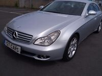 MERCEDES CLS CLASS CDi AUTOMATIC