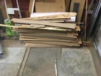 Laminate flooring (free)