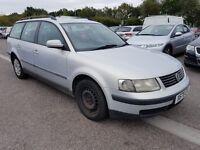Volkswagen Passat 1.9 TDI S 5dr Automatic, MOT, 1 Keeper