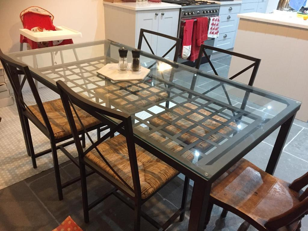 Granas Dining Table No Chairs