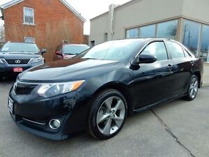 2013 Toyota Camry SE | NAVIGATION | ONE OWNER | ACCIDENT FREE Kitchener / Waterloo Kitchener Area image 3