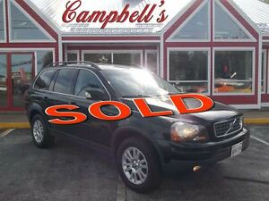2007 Volvo XC90 3.2 AWD!! HEATED LEATHER!! SUNROOF!! DUAL CLIMAT