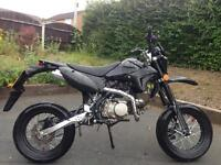 Road legal pit bike 125cc 140cc sp moto ready to ride supermoto stomp thump m2r