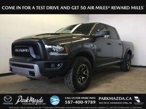 2016 RAM 1500 Rebel 4WD - Bluetooth, Remote Start, HEMI