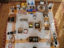 assortment of mainly Grant Riello oil burner spares (new)