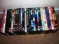 DVD COLLECTION / JOB LOT / BUNDLE / 27 DVD'S