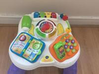 Play & Learn Activity table