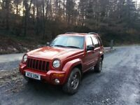 Jeep cherokee 3.7 v6 auto limited edition
