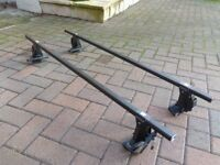 Thule roof bars for Rover 400 / old Honda Civic