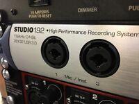 PreSonus Studio 192 | USB 3.0 Audio Interface