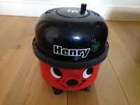 Henry Hoover Double Speed With Complete Accessory Kit