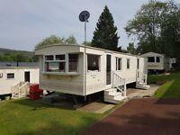 Cheap sited static caravan for sale Co Durham Nr Wolsingham Nr Stanhope BARGIN PRICE 12 month site