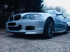 2005 BMW 330D M Sport Coupe - Immaculate Condition - FSH - Remapped - 6 Speed Manual - Fast