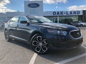 2017 Ford Taurus SHO+First 3 Payments On Us Upto $1500