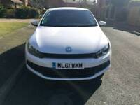 VW Scirocco Coupe 1.4 TSI Bluemotion
