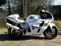 Suzuki gsxr600 srad 1999 long mot
