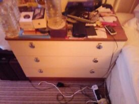 Bedroom Chest & Drawers, cupboards and shelves For Sale