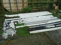 FREE Guttering - Various - Help yourself!
