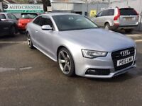 Audi A5 2.0 TDI SE Coupe S Tronic Quattro 2dr£13,995 p/x welcome FREE WARRANTY.FINANCE AVAILABLE