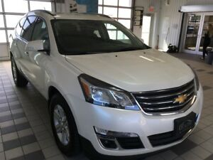 2014 Chevrolet Traverse 2LT V6 AWD NAVIGATION