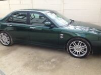 Mg zt135 cdti 2005 auto one owner full dealer history