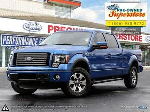2011 Ford F-150 FX4 with leather/SUNROOF<<<
