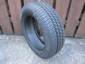 Goodyear 195/60/15 88h tyre old stock part worn