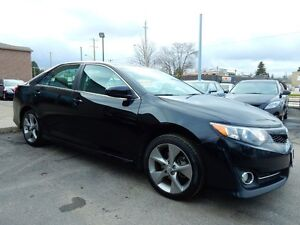 2013 Toyota Camry SE | NAVIGATION | ONE OWNER | ACCIDENT FREE Kitchener / Waterloo Kitchener Area image 8