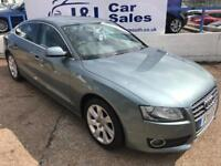AUDI A5 2.0 SPORTBACK TDI SE 5d AUTO 141 BHP A GREAT EXAMPLE INSIDE AND OUT (grey) 2011
