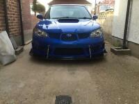 Subaru Impreza 2.5 Turbo WRX Type UK 2006 47000 miles!!