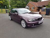 IMMACULATE LOW MILEAGE BMW 320CI NEW MOT - HPI CLEAR - FULL SERVICE HISTORY